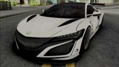 Honda NSX Liberty Walk [IVF] for GTA San Andreas