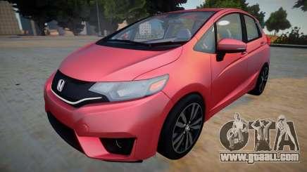 Honda Fit 2015 for GTA San Andreas