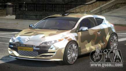 Renault Megane PSI-R PJ4 for GTA 4