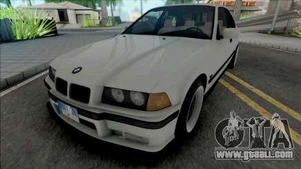 BMW 3-er E36 Sedan for GTA San Andreas