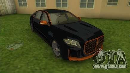 Maybach S600 Emperor for GTA Vice City