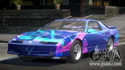 Pontiac TransAm U-Style L8 for GTA 4
