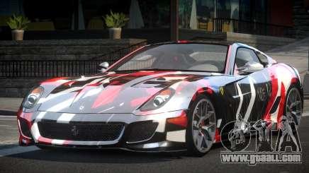 Ferrari 599 GTO BS L2 for GTA 4