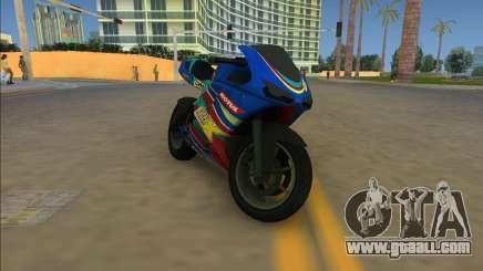 GTA v Bati (Blue) for GTA Vice City