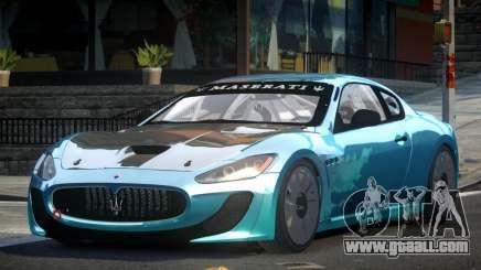 Maserati GranTurismo SP-R PJ1 for GTA 4