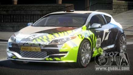 Renault Megane PSI-R PJ7 for GTA 4