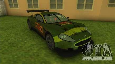 Aston Martin DBR9 for GTA Vice City