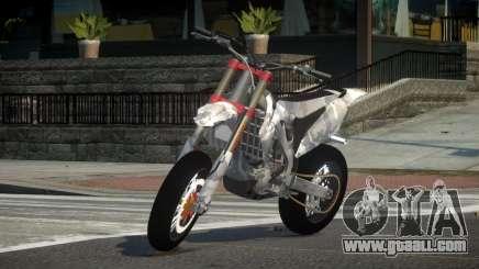 Honda CRF 250 L6 for GTA 4