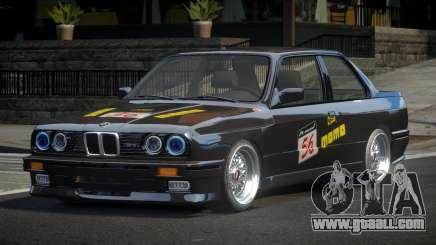BMW M3 E30 BS Drift L9 for GTA 4