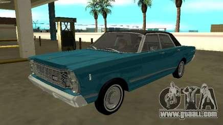 1972 Ford Galaxie LTD Landau for GTA San Andreas
