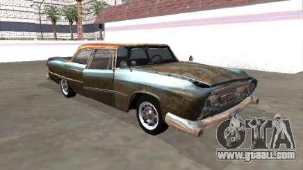 Dodge Polara 1961 Rust my version for GTA San Andreas