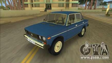 Vaz 21065 for GTA Vice City