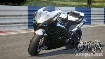 Ducati Desmosedici L6 for GTA 4