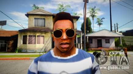 Glasses for CJ 2019 for GTA San Andreas