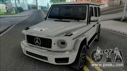 Mercedes-Benz G63 AMG [HQ] for GTA San Andreas