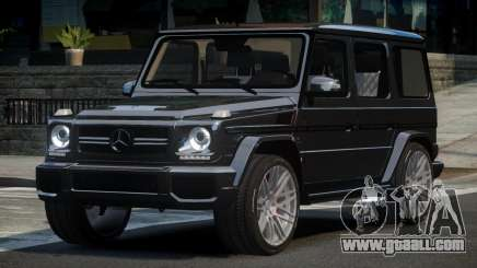 Mercedes-Benz B65 BS-B for GTA 4