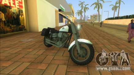 Bobber from GTA IV for GTA Vice City
