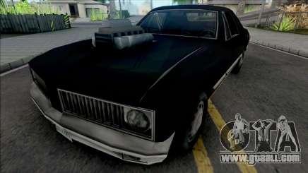 Diablo Stallion GTA LCS for GTA San Andreas
