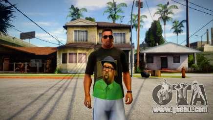 Big Smoke T for GTA San Andreas