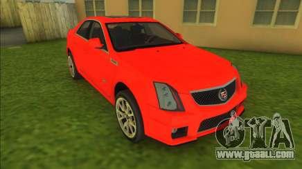 2014 Cadillac CTS-V for GTA Vice City