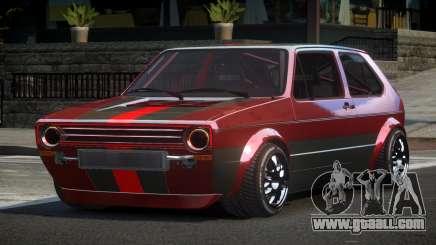 Volkswagen Golf PSI-R L3 for GTA 4