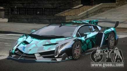 Lamborghini Veneno BS L9 for GTA 4