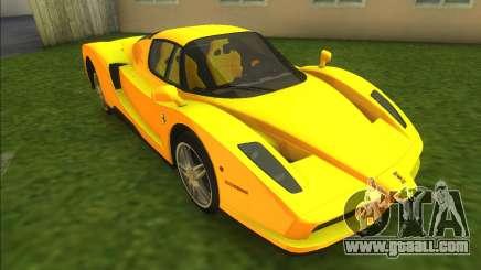 2002 Ferrari Enzo for GTA Vice City