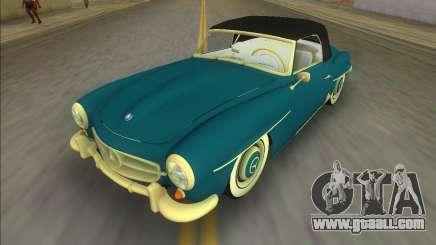Mercedes-Benz 190 SL for GTA Vice City
