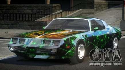 Pontiac Firebird 70S L8 for GTA 4