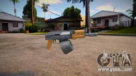 GTA V Shrewsbury Compact Rifle for GTA San Andreas