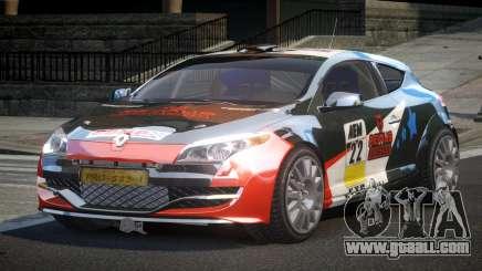 Renault Megane PSI-R PJ5 for GTA 4