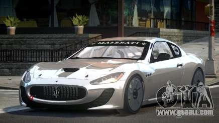 Maserati GranTurismo SP-R for GTA 4