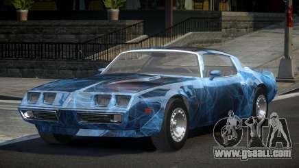 Pontiac TransAm 80S L5 for GTA 4