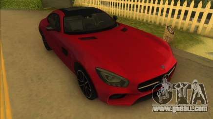 Mercedes-Benz AMG GT for GTA Vice City