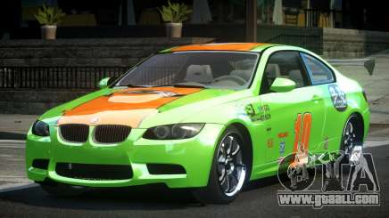 BMW M3 E92 BS-R L7 for GTA 4