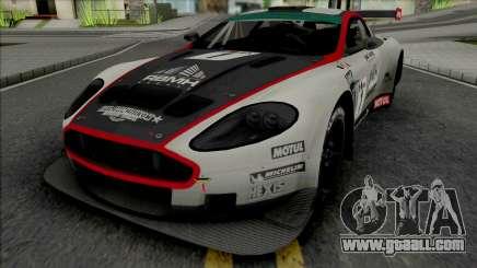 Aston Martin DBRS9 for GTA San Andreas