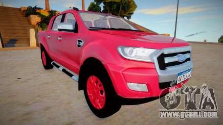 Ford Ranger Limited 2016 v1 for GTA San Andreas