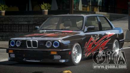 BMW M3 E30 BS Drift L7 for GTA 4