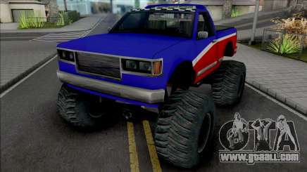 Monster B [HD] for GTA San Andreas