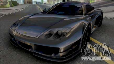 Noble M600 Street [IVF] for GTA San Andreas
