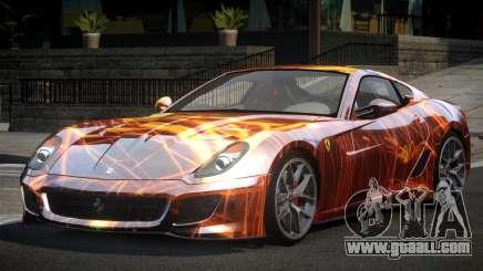 Ferrari 599 GTO BS L6 for GTA 4