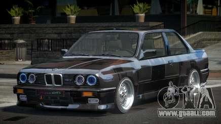 BMW M3 E30 BS Drift L8 for GTA 4