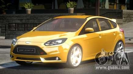 Ford Focus SP V1.2 for GTA 4