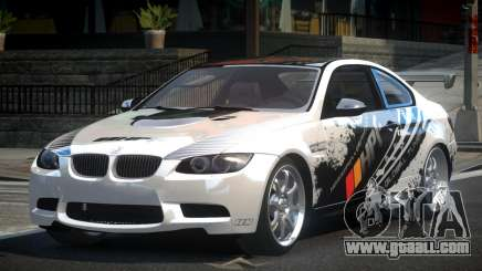 BMW M3 E92 BS-R L1 for GTA 4