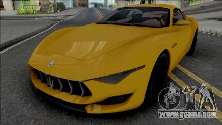 Maserati Alfieri (ImVehFt) for GTA San Andreas