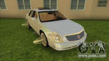 Cadillac DTS SLAB for GTA Vice City