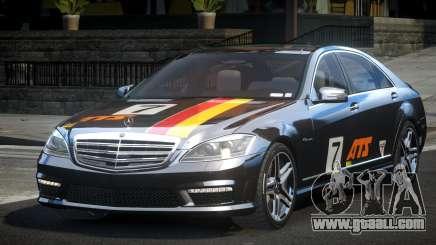 Mercedes-Benz S65 GST-R L1 for GTA 4