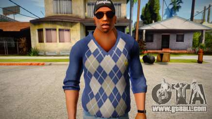 Franklin's sweater from GTA V for GTA San Andreas