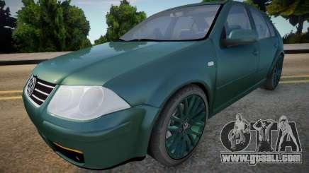 VW Bora 1.8T for GTA San Andreas