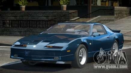 Pontiac TransAm U-Style for GTA 4